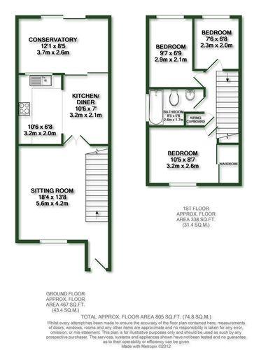Sandersons_4m plan_Canterbury property